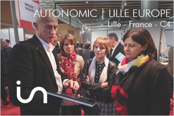 Salon Autonomic Lille Europe