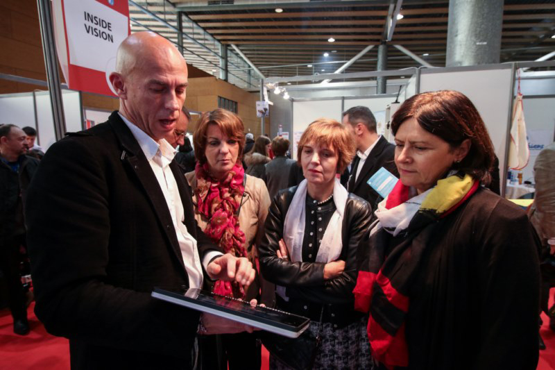 Insidevision actualit s 2015 for Salon autonomic lille